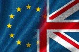 EUとイギリス国旗 - ついにイギリスがEU離脱!
