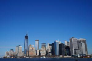 米国の街並み - 2020年3月 中国人民銀行の外貨準備高と米卸売在庫
