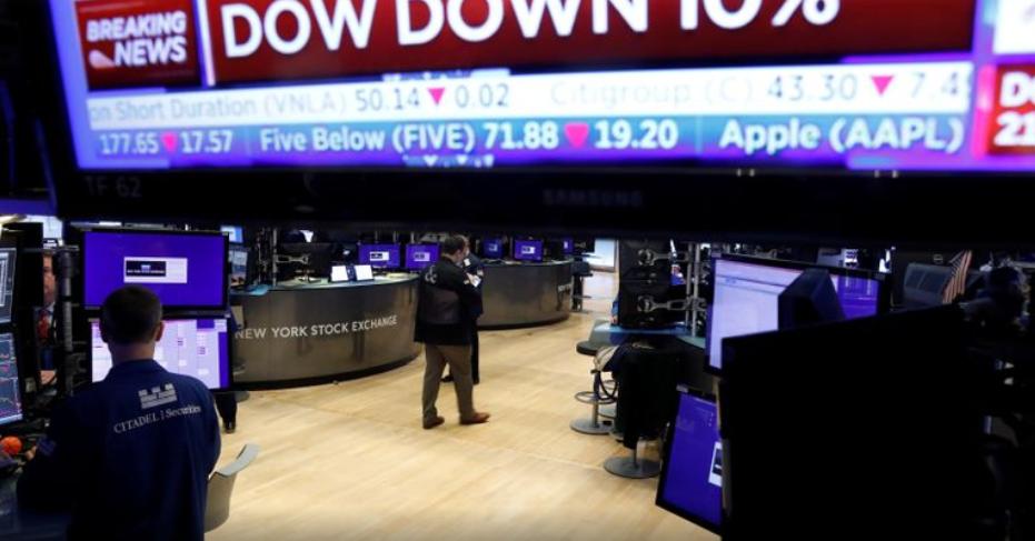 NY証券取引所 - WHOがパンデミック宣言!相場への影響は?