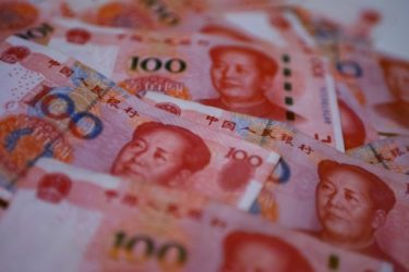 2020年3月 中国人民銀行の外貨準備高と米卸売在庫